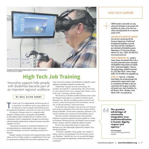 Page 7 of High Tech Job Training