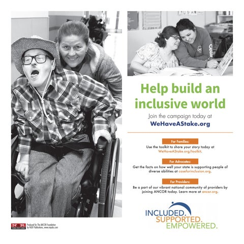 Page 8 of Help build an inclusive world