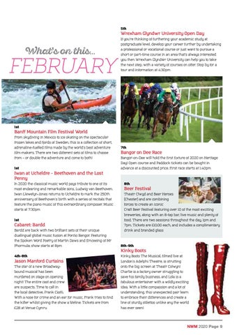 Page 9 of North Wales Magazine - February 2020