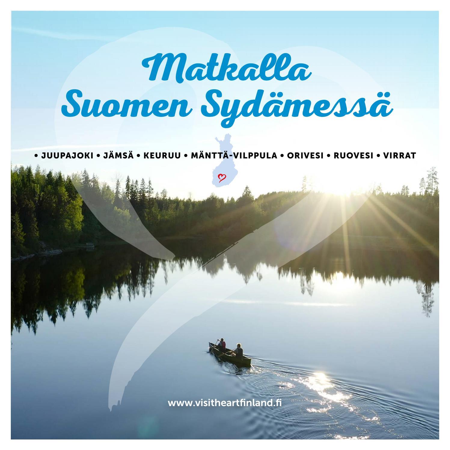 Matkalla Suomen Sydamessa By Lukemisto Issuu