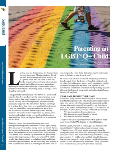 Page 22 of Parenting an LGBTQ Kid Affirming the Identity of Your Child