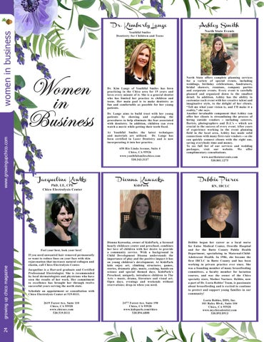 Page 24 of GUC's Annual WIB Section Meet 28 Business Women