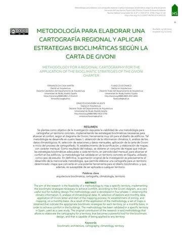Page 55 of METODOLOGÍA PARA ELABORAR UNA CARTOGRAFÍA REGIONAL Y APLICAR ESTRATEGIAS BIOCLIMÁTICAS SEGÚN LA CARTA DE GIVONI