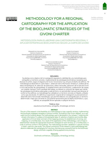 Page 55 of METHODOLOGY FOR A REGIONAL CARTOGRAPHY FOR THE APPLICATION OF THE BIOCLIMATIC STRATEGIES OF THE GIVONI CHARTER