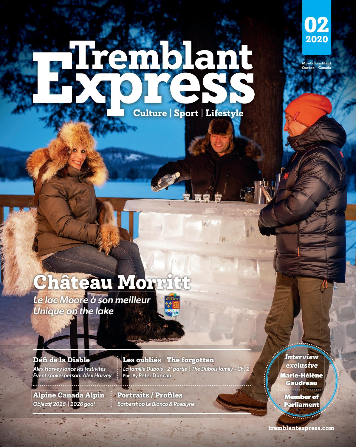 Tremblant Express février 2020 by Tremblant Express issuu