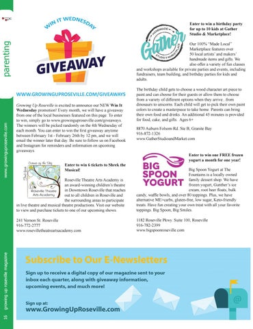Page 16 of Giveaways from Local Businesses