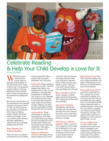 Page 17 of Celebrate Reading Read Across America