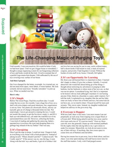 Page 18 of Purging Toys Life-Changing Magic
