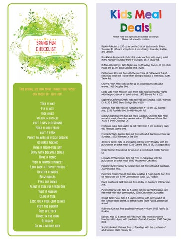 Page 25 of GUR's Birthday Party Guide