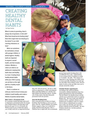 Page 32 of CREATING HEALTHY DENTAL HABITS