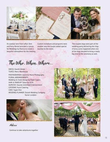 Page 13 of Featured Wedding: The Nashes