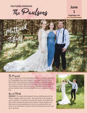 Page 28 of Featured Wedding: The Paulsons
