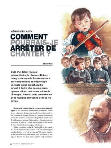 Page 30 of Héros de la foi COMMENT POURRAIS-JE