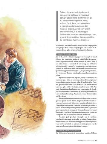 Page 31 of Héros de la foi COMMENT POURRAIS-JE