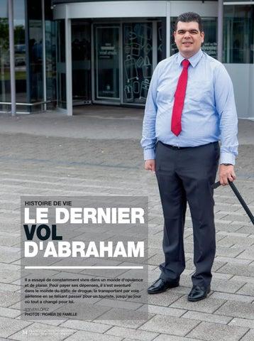 Page 34 of Biographies LE DERNIER VOL D'ABRAHAM. Il