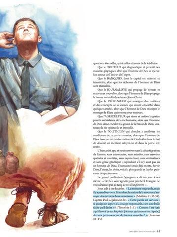 Page 45 of Dévotionnel QUELLE EST LA MEILLEURE