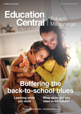 Education Central Issue 1 2020