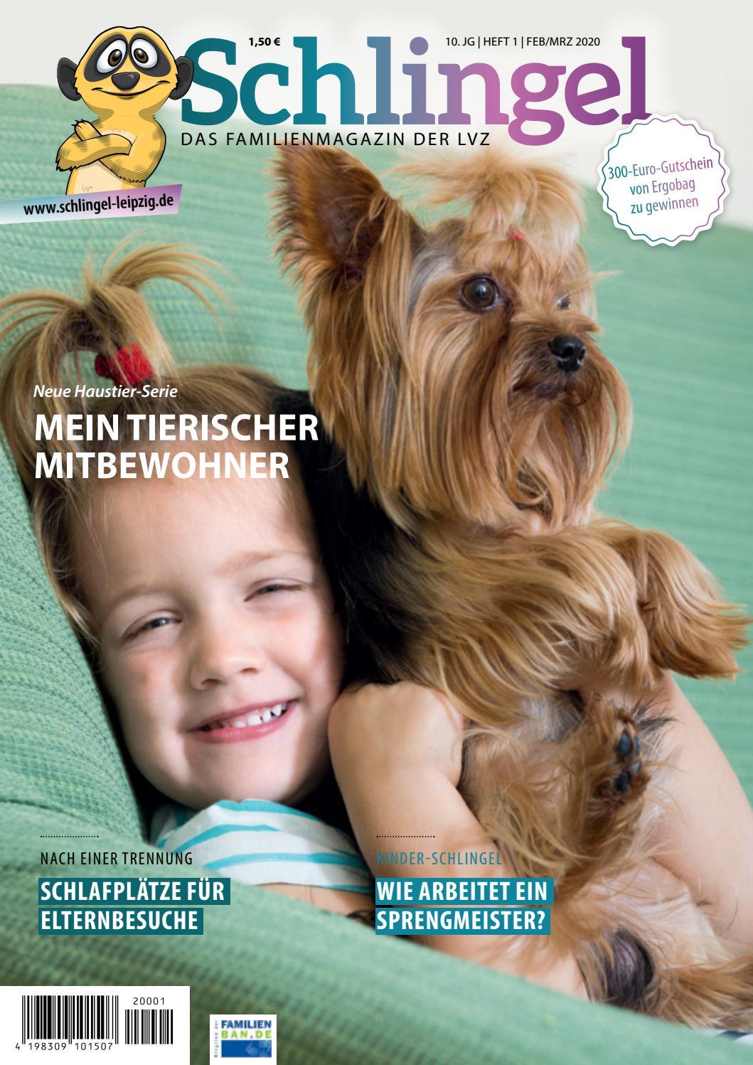 Schlingel Februar/März 12 - Das Familienmagazin der LVZ by Design