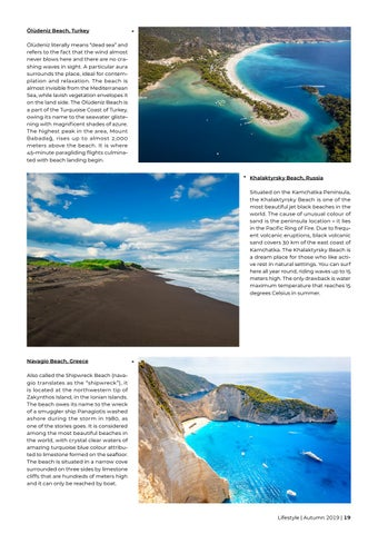 Page 19 of Amazing beaches