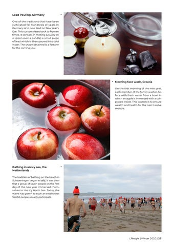 Page 23 of NEW YEAR'S TRADITIONS
