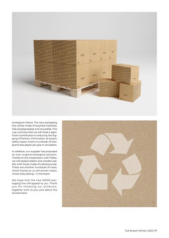 Page 7 of NEW PACKAGING LINE AT MAEM