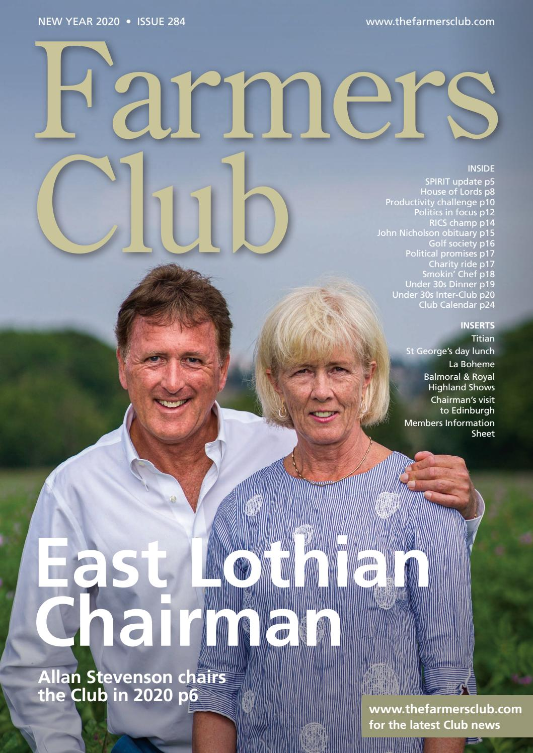 The Farmers Club Issue 284 by The Farmers Club   issuu