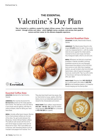 Page 20 of The Essential Valentine's Day Plan