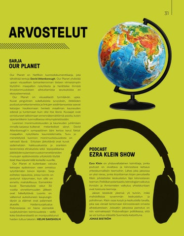 Page 31 of Arvostelut