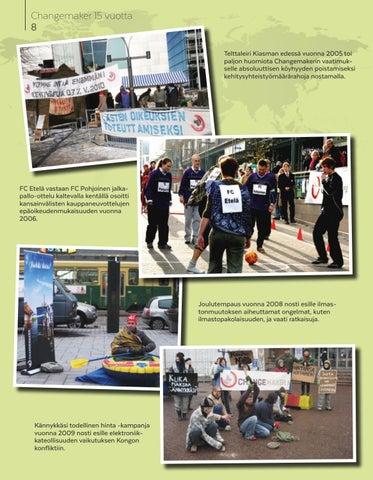 Page 8 of Changemaker 15 vuotta