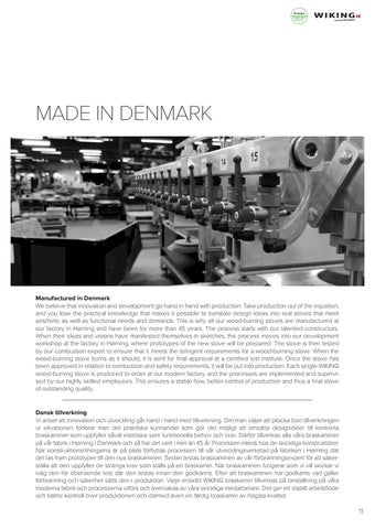 Page 11 of Made in Denmark Made in Denmark