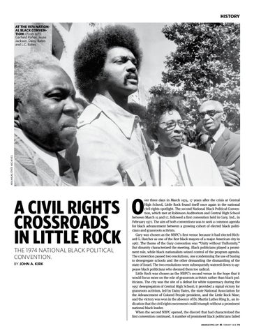 Page 79 of A CIVIL RIGHTS CROSSROADS IN LITTLE ROCK