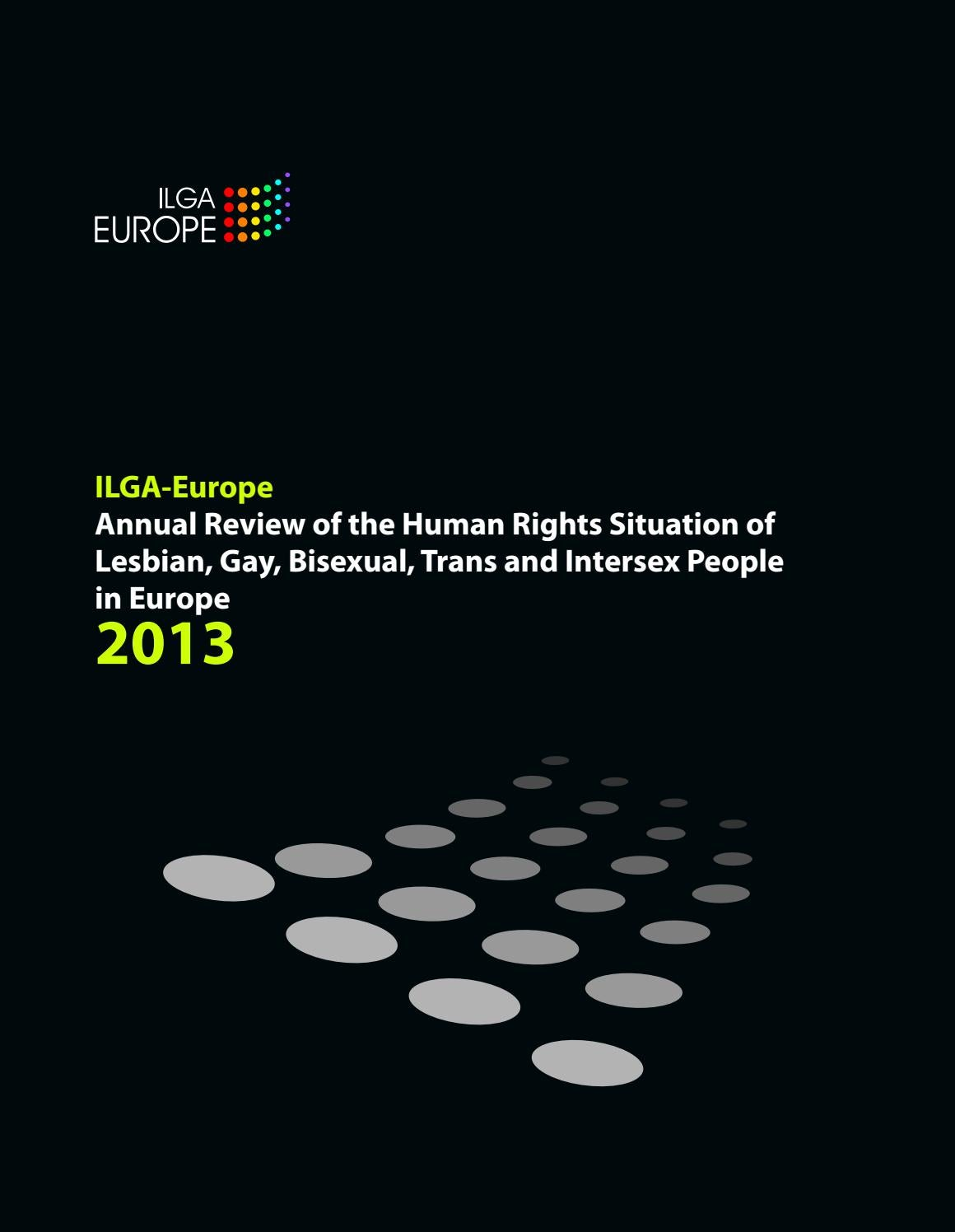2013 Annual Review of the Human Rights Situation of Lesbian Gay ...