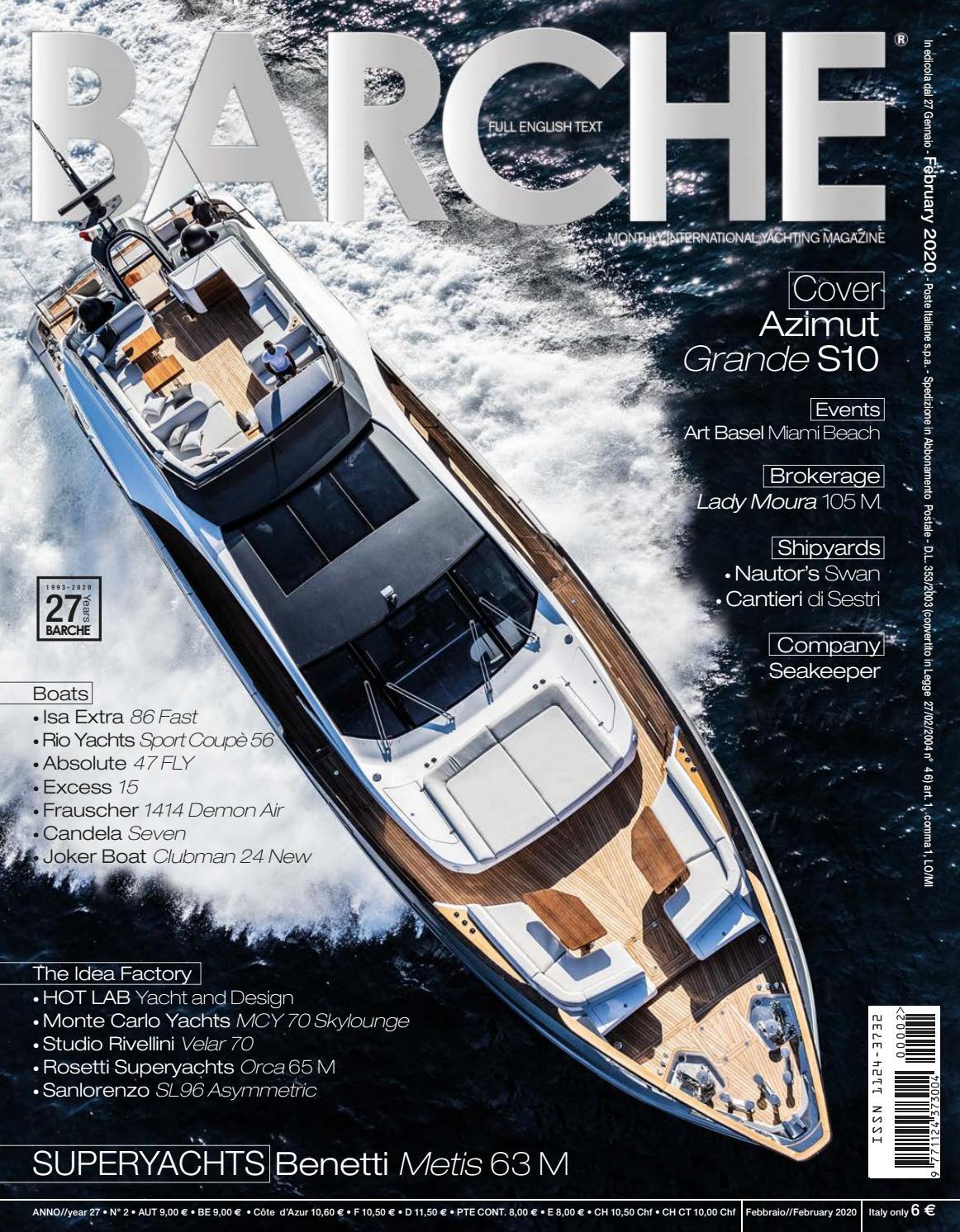 Anello in Acciaio Inox da Uomo Sail con Ancora Dorata Barca Nave Mare Argentato