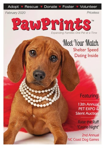 PawPrints Magazine February 2020
