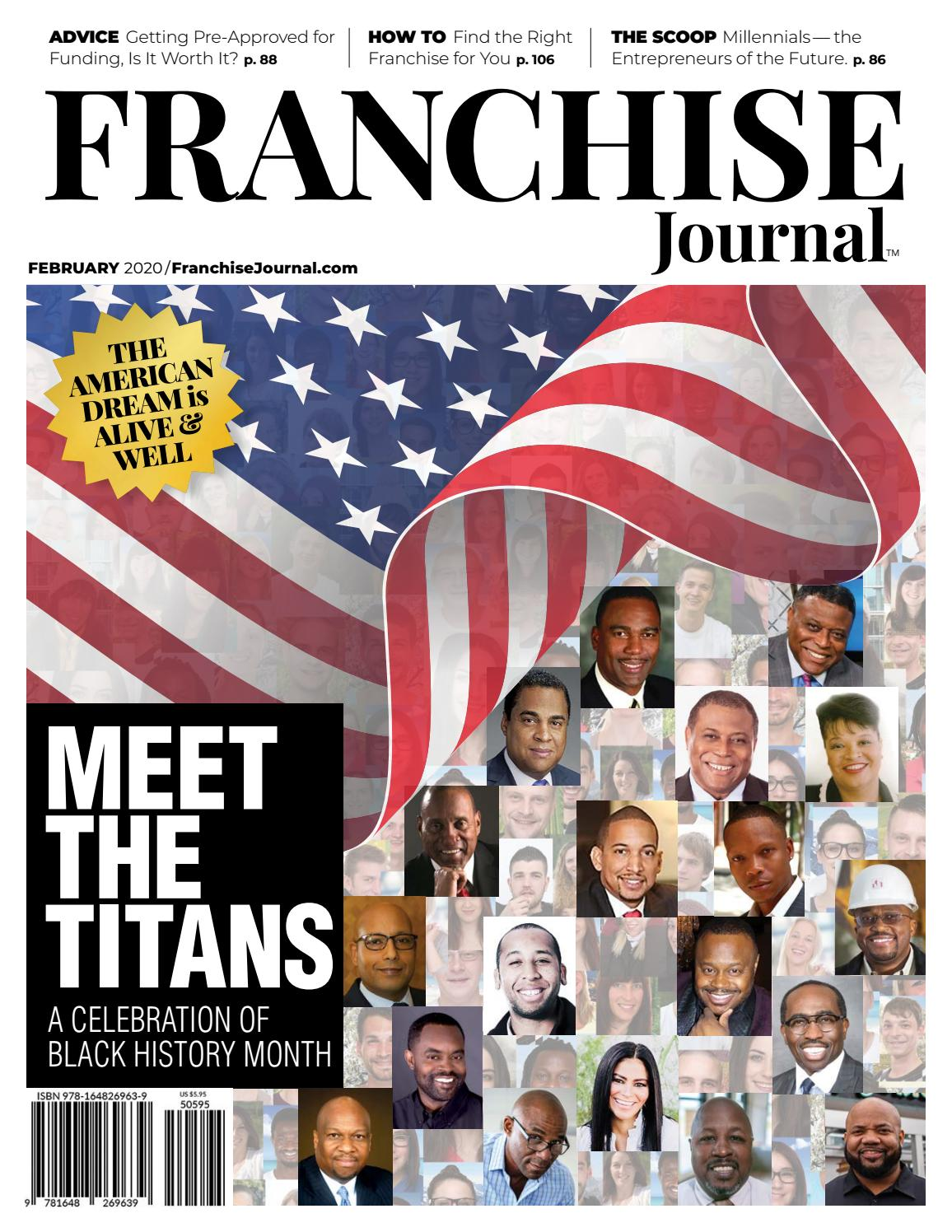 Franchise Journal February 8 by TheFranchiseJournal   issuu