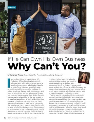 Page 18 of If He Can Own His Own Business, Why Can't You?