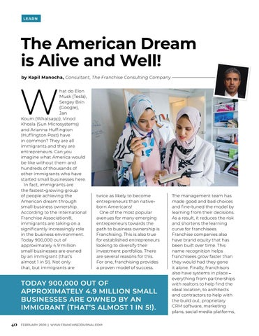 Page 42 of The American Dream is Alive and Well!