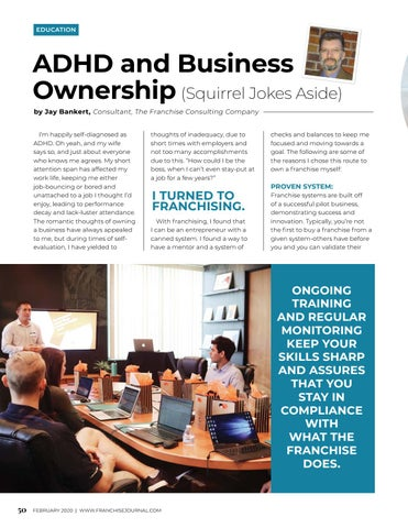 Page 52 of ADHD and Business Ownership