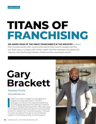 Page 64 of Titans of Franchising