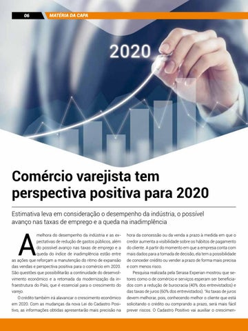 Page 6 of Perspectiva para 2020