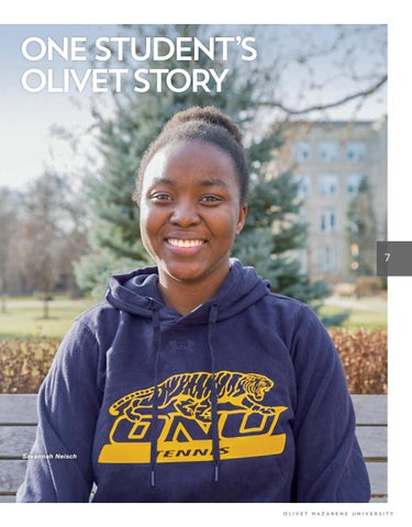 Page 7 of Making Connections: One Student's Story