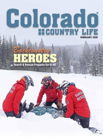 Mountain Home Arkansas Husky Christmas 2020 Colorado Country Life February 2020 Mountain View by American