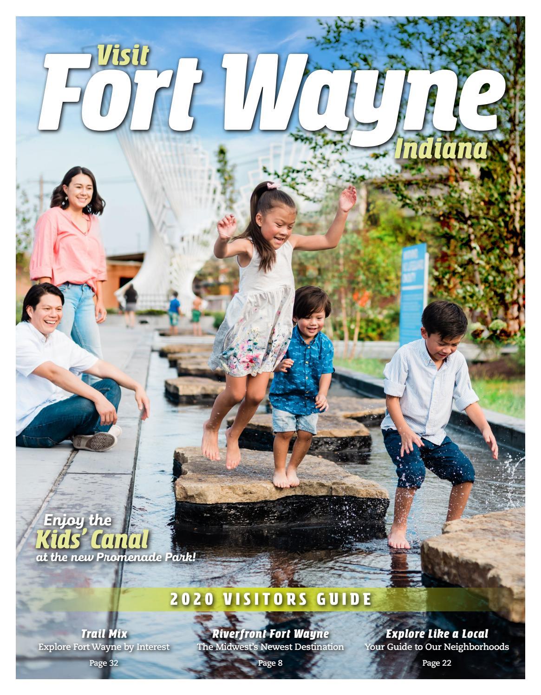 Fort Wayne Zoo Halloween 2020 Visit Fort Wayne Visitors Guide 2020 by Visit Fort Wayne   issuu