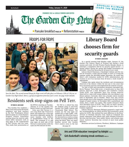 The Garden City News 1 31 20 By Litmor Publishing Issuu
