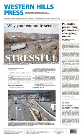 Western Hills Press 01 29 20 By Enquirer Media Issuu