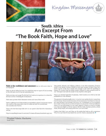 Page 13 of South Africa