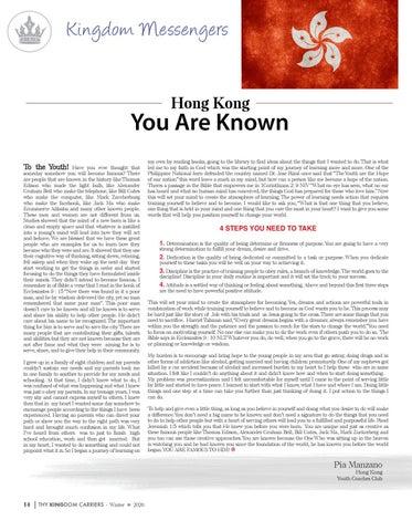 Page 14 of Hong Kong