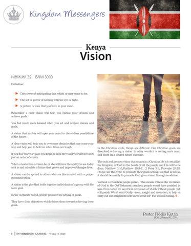 Page 6 of Kenya