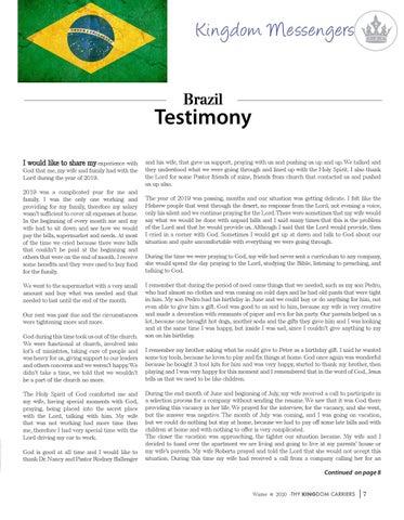 Page 7 of Kenya
