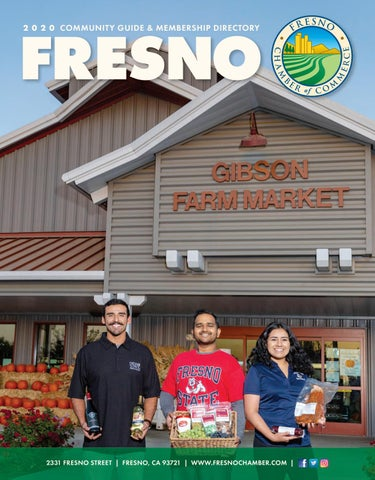 Fresno Ca 2020 Community Profile By Town Square Publications